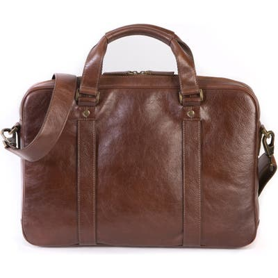 Boconi Becker Leather Briefcase -