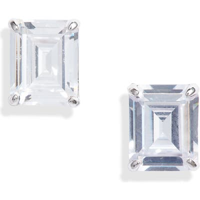 Lisa Freede Ascher Cubic Zirconia Stud Earrings