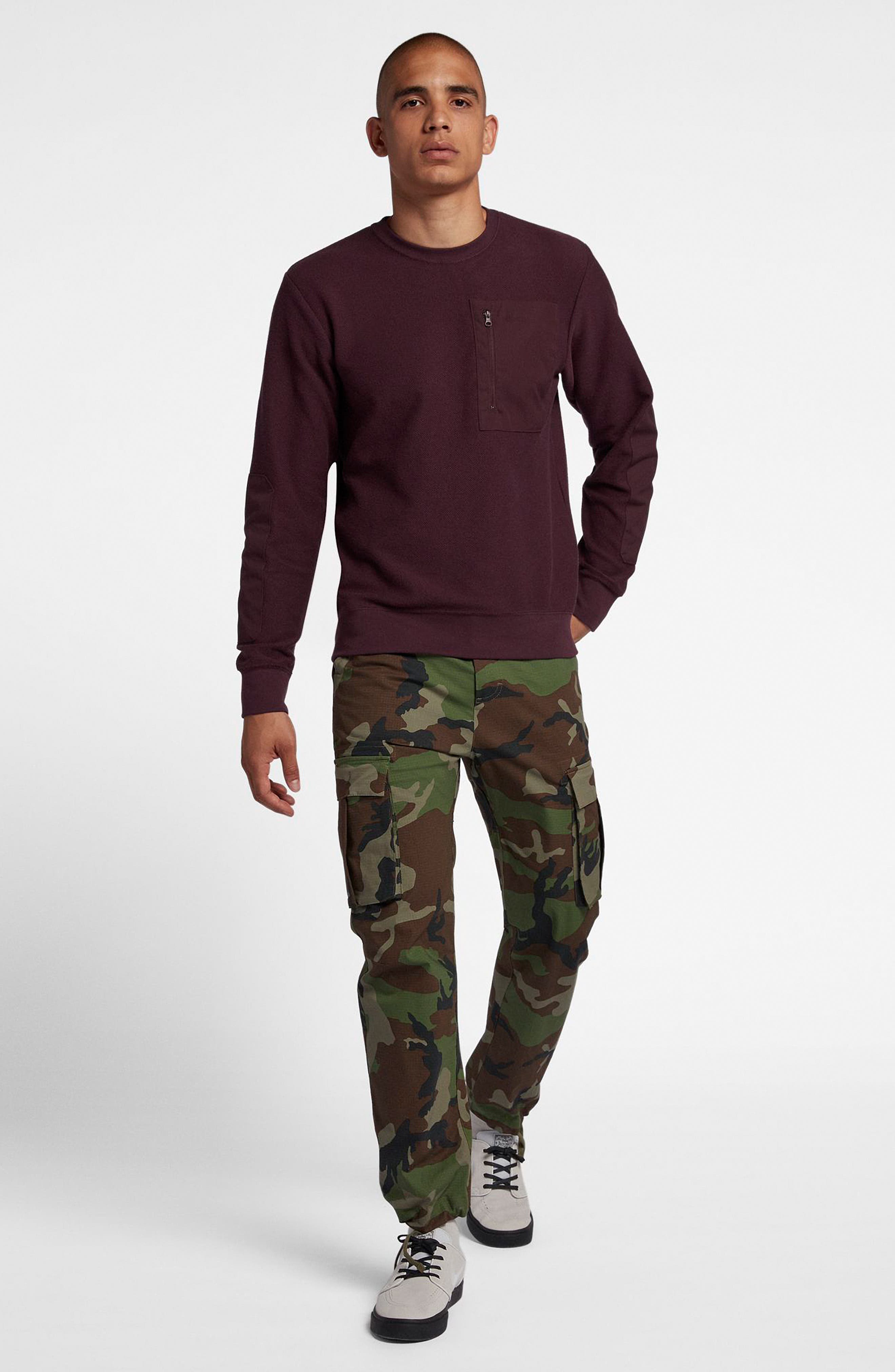 ,                             Long Sleeve T-Shirt,                             Alternate thumbnail 13, color,                             930