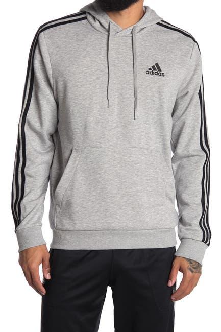 Image of adidas Essentials 3 Stripes Hoodie
