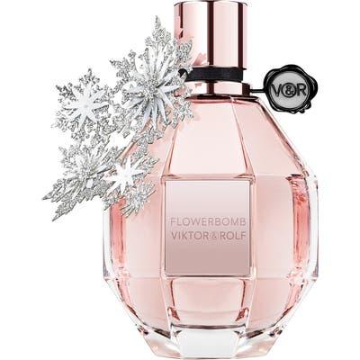 Viktor & Rolf Full Size Flowerbomb Holiday Edition Eau De Parfum (Limited Edition)