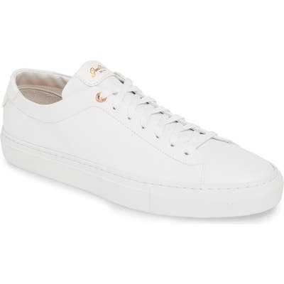 Good Man Brand Edge Sneaker- White