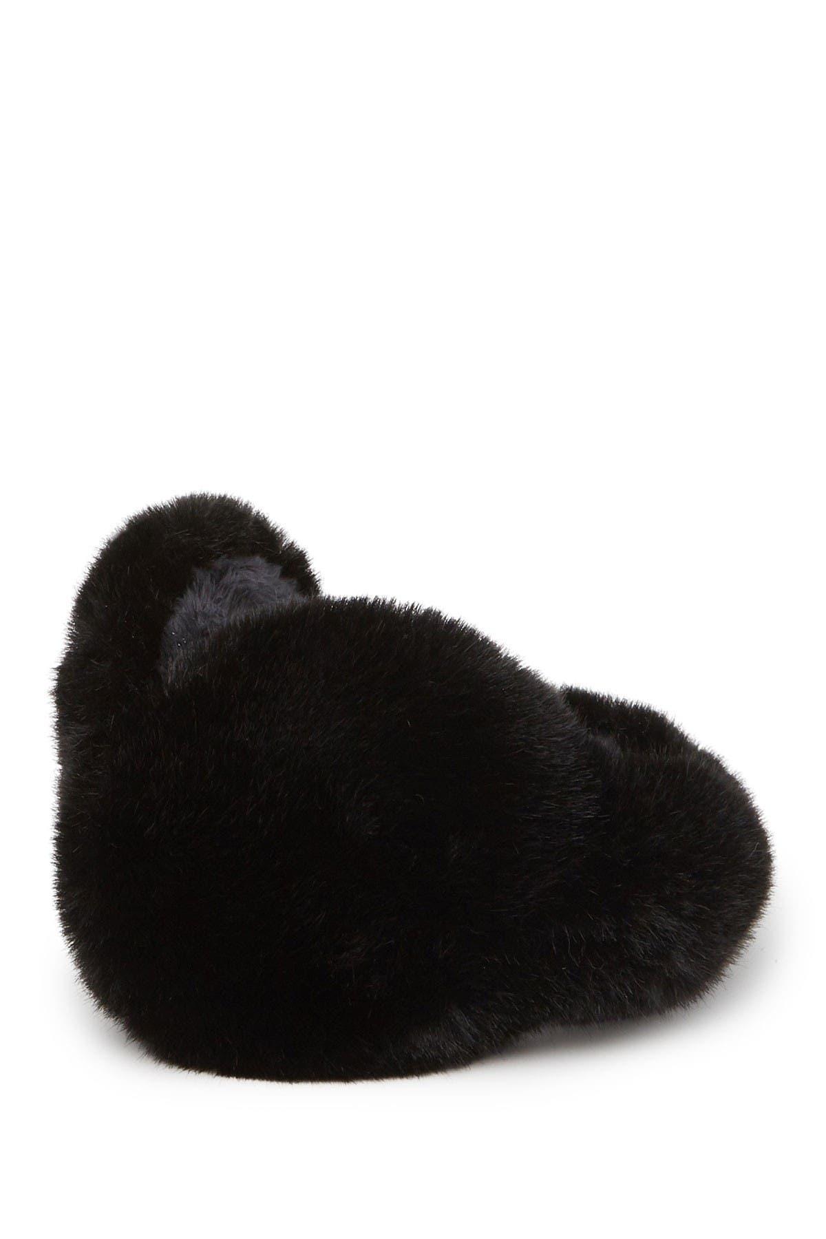 Image of 180s Felicity Faux Fur Ear Warmers