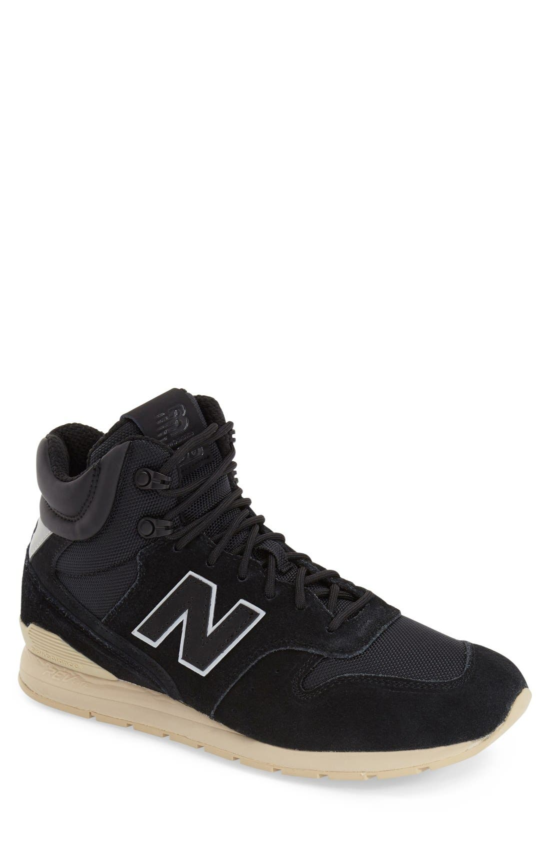 new balance high top sneakers