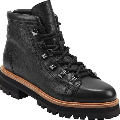 Marc Fisher Ltd Issy Hiker Boot- Black