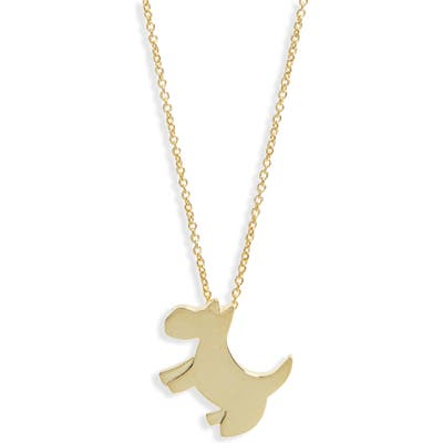 Roberto Coin Scottie Dog Necklace