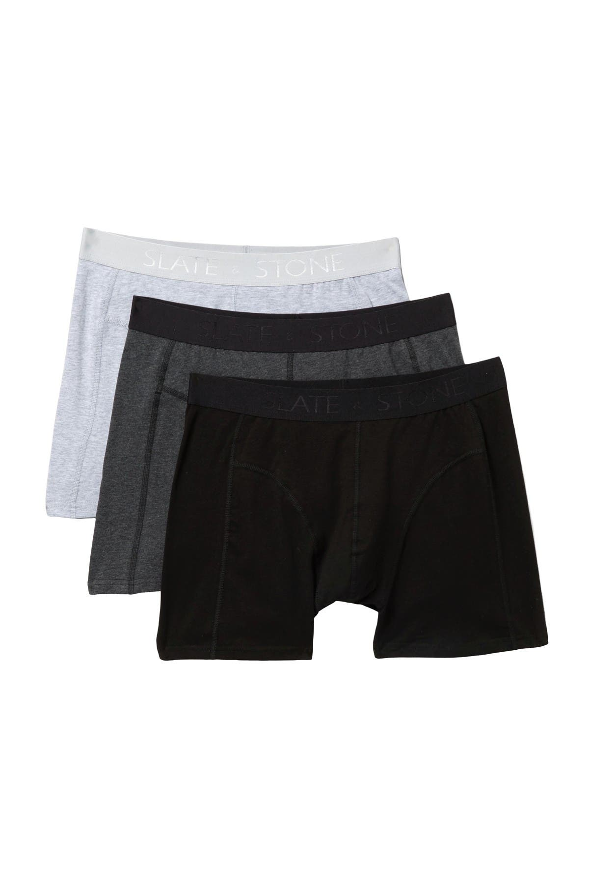 Image of Slate & Stone Boxer Briefs - Pack of 3