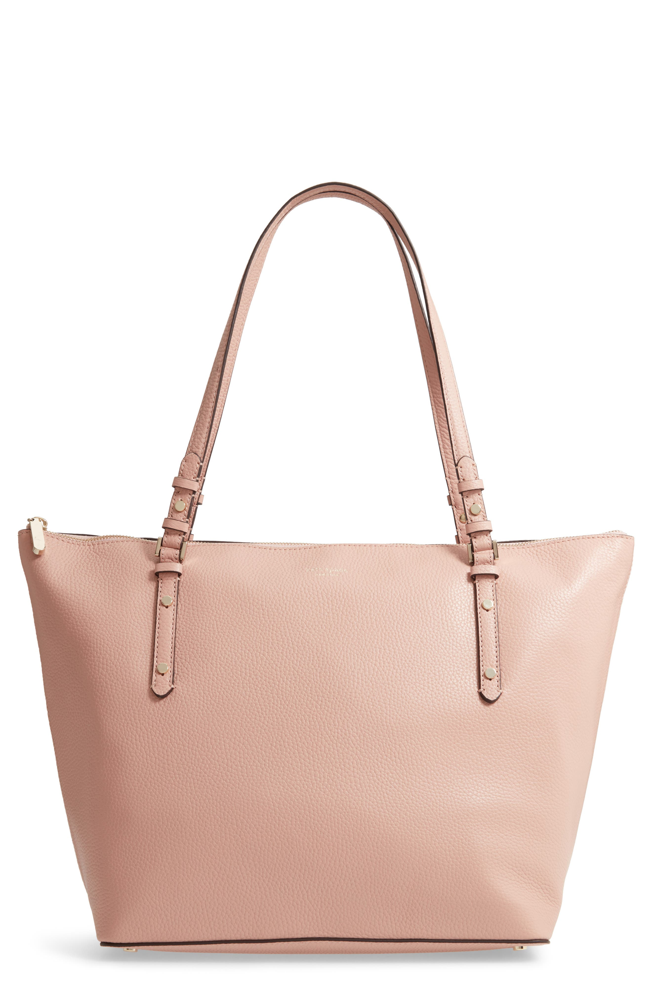 Kate Spade New York Large Polly Leather Tote