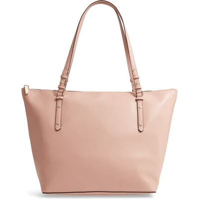 Kate Spade New York Large Polly Leather Tote - Pink