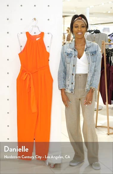Halter Jumpsuit, sales video thumbnail