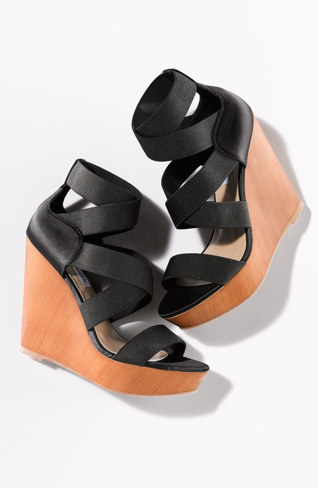 ,                             'Val' Wedge Sandal,                             Alternate thumbnail 11, color,                             100