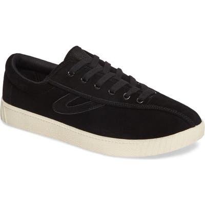 Tretorn Nylite 16 Sneaker, Black
