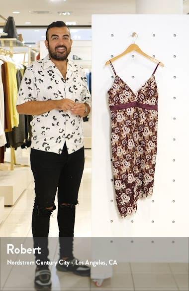 Dalia Asymmetrical Lace Dress, sales video thumbnail