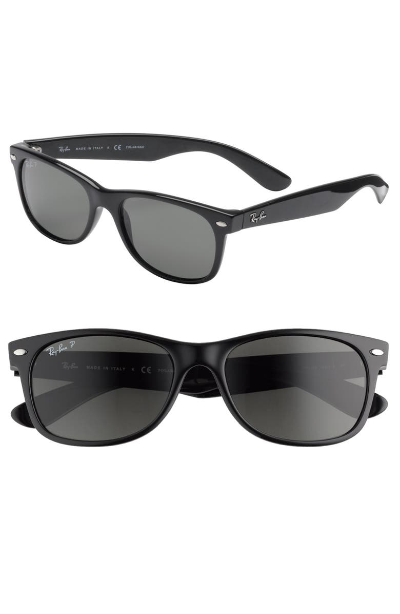ray ban aviators polarized nordstrom