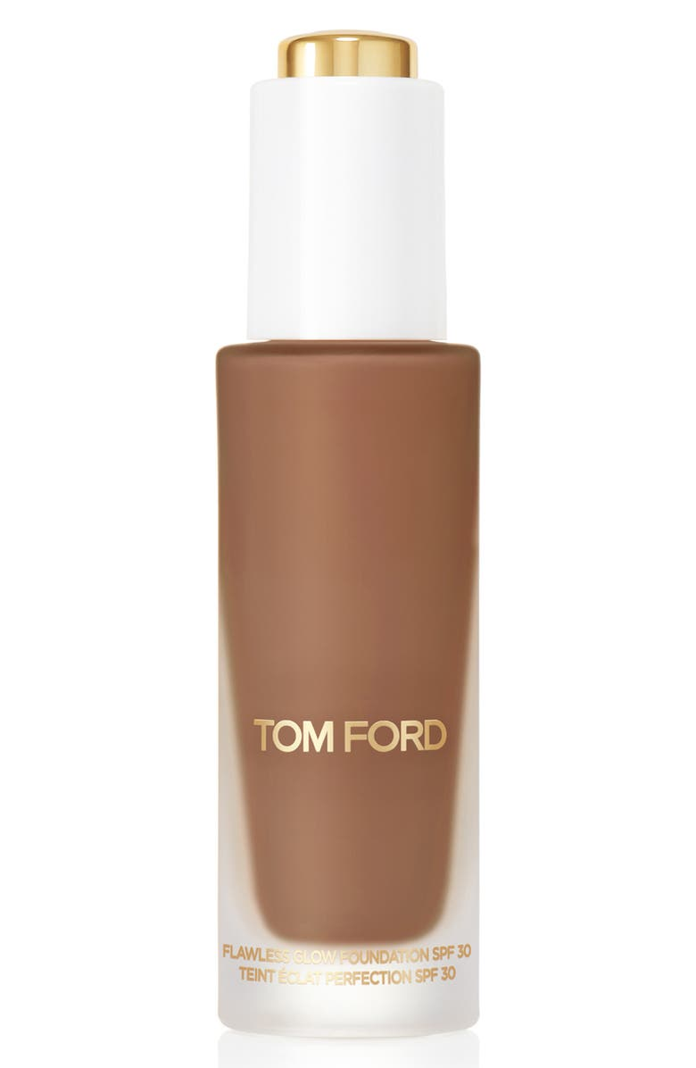 TOM FORD Soleil Flawless Glow Foundation SPF 30, Main, color, 11.5 WARM NUTMEG