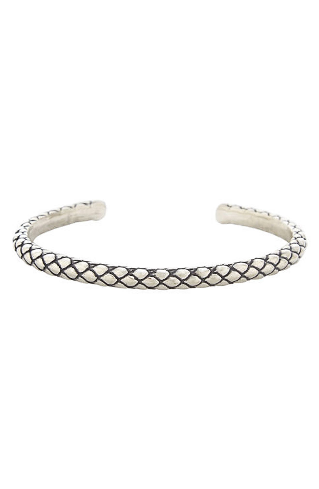 Stealth Cuff Bracelet