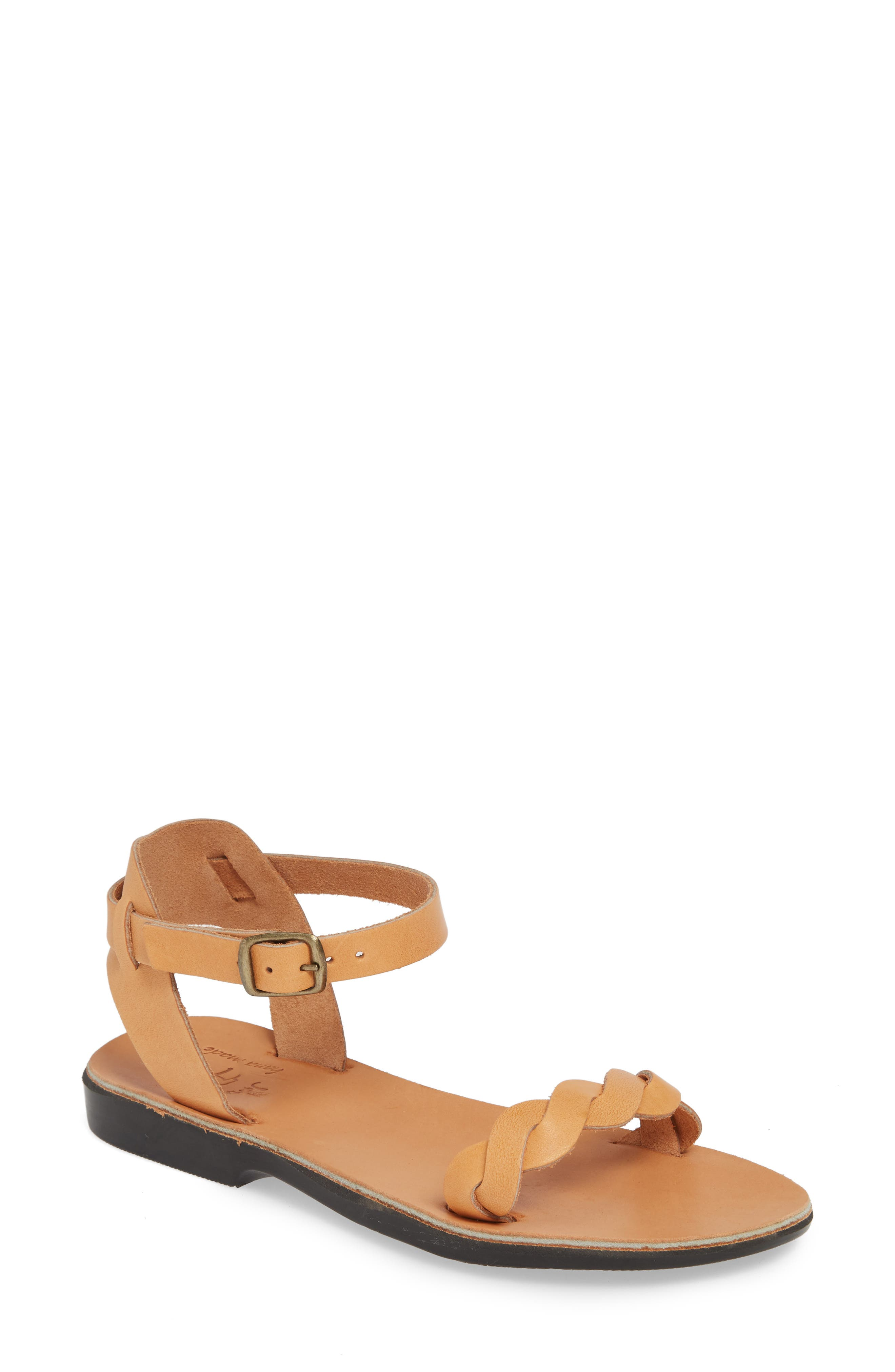 Arden Ankle Strap Sandal