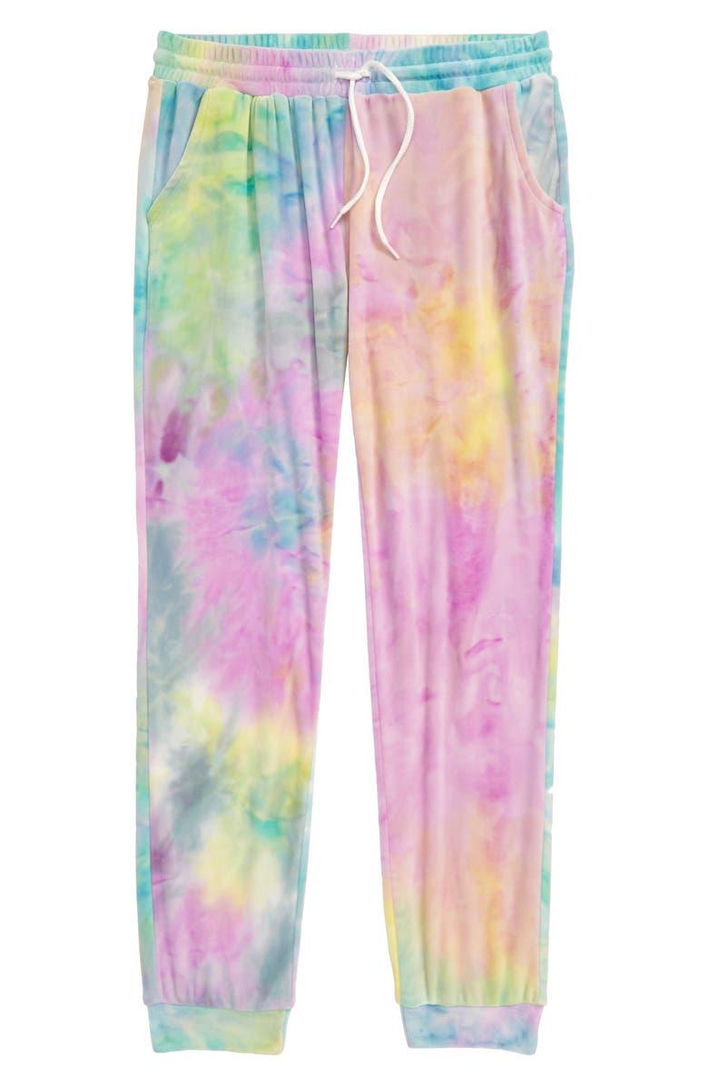 FRESHMAN Tie Dye Jogger Pants, Main, color, 305