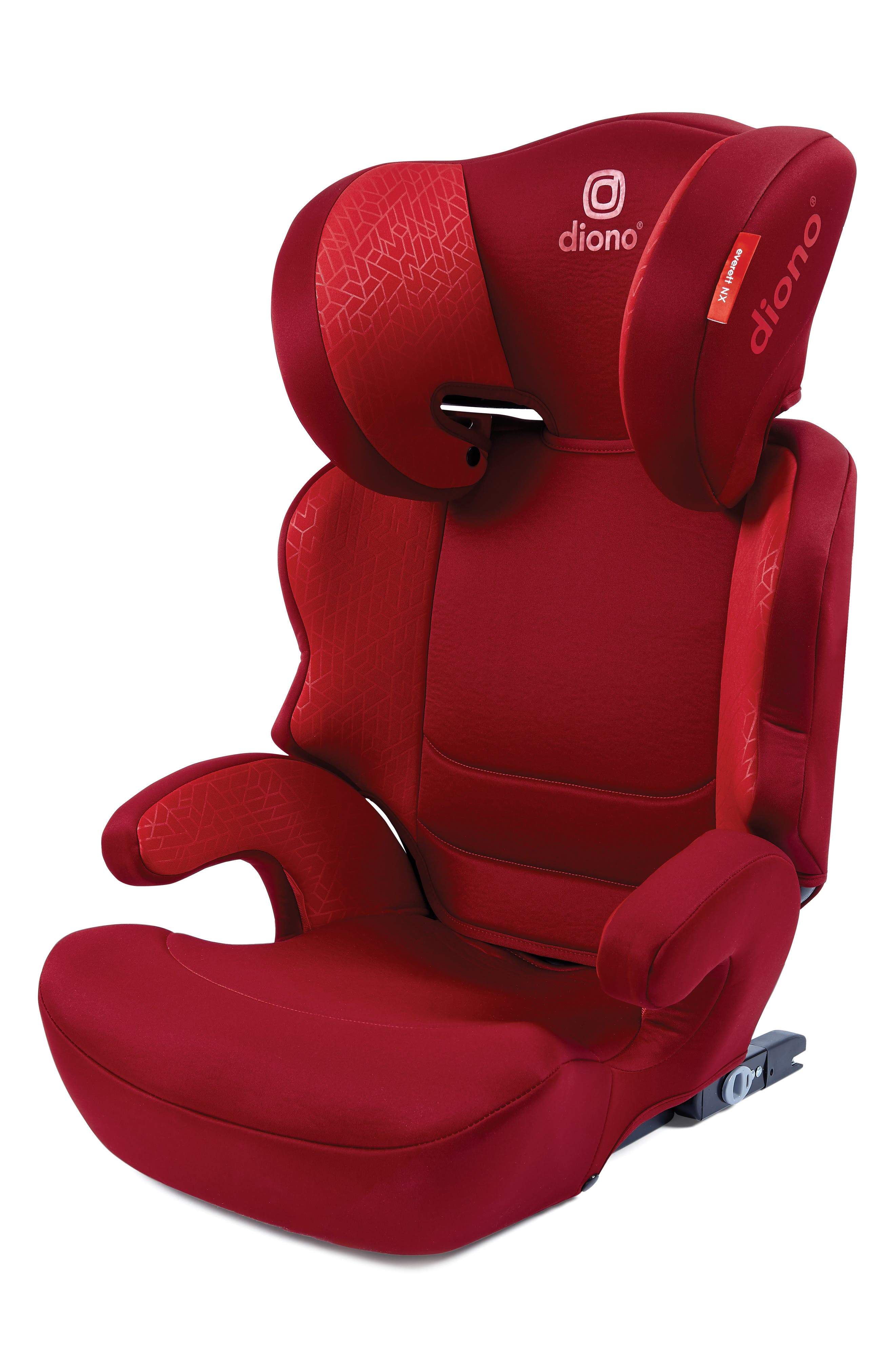 Infant Diono Everett Nxt Booster Car Seat Size One Size  Red