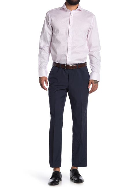 Image of 14th & Union Lino Weave Trouser