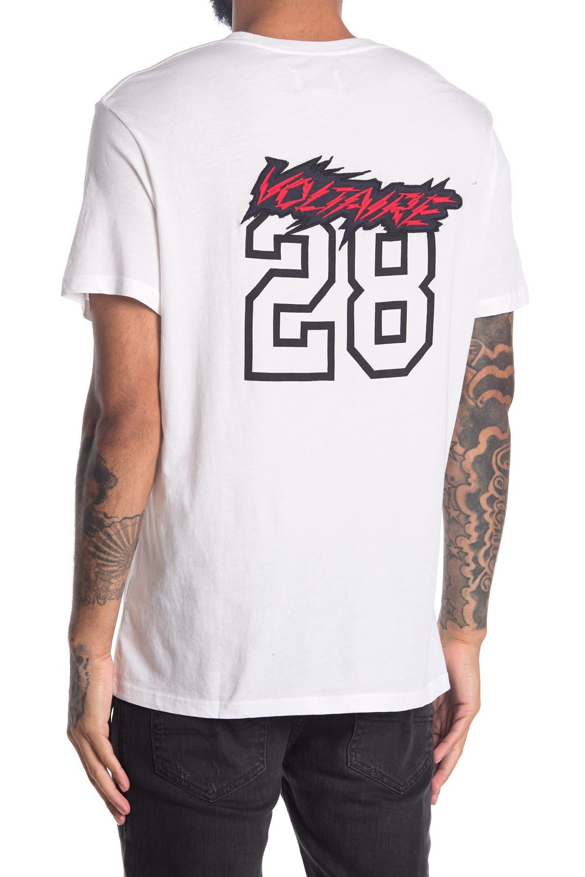 Image of Zadig & Voltaire NBA Chicago Bulls T-Shirt