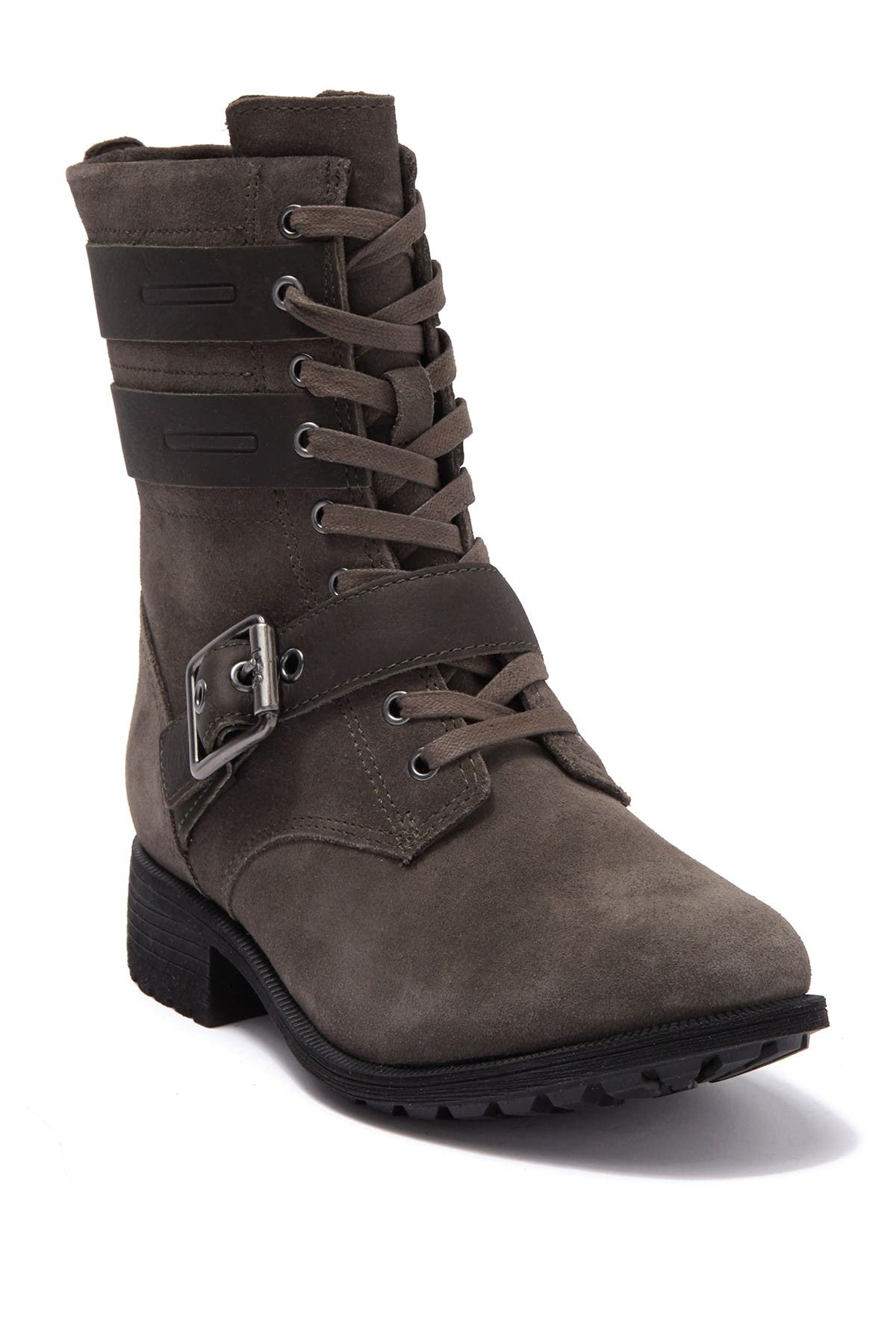 UGG   Zia Lace-Up Boot   Nordstrom Rack