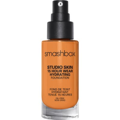 Smashbox Studio Skin 15 Hour Wear Hydrating Foundation - 4 Medium-Dark Warm Peachy