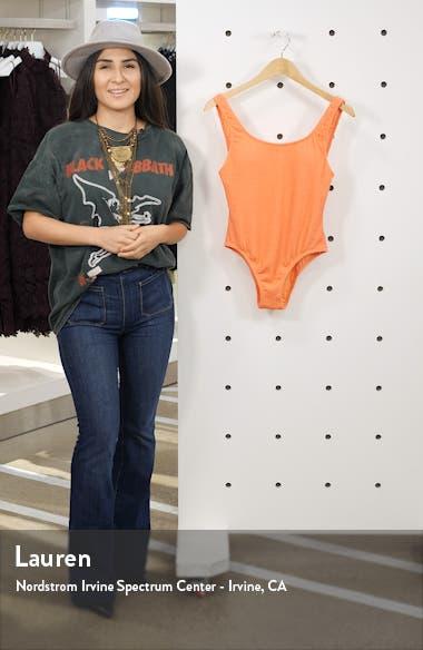 Pucker Up Seersucker One-Piece Swim Suit, sales video thumbnail