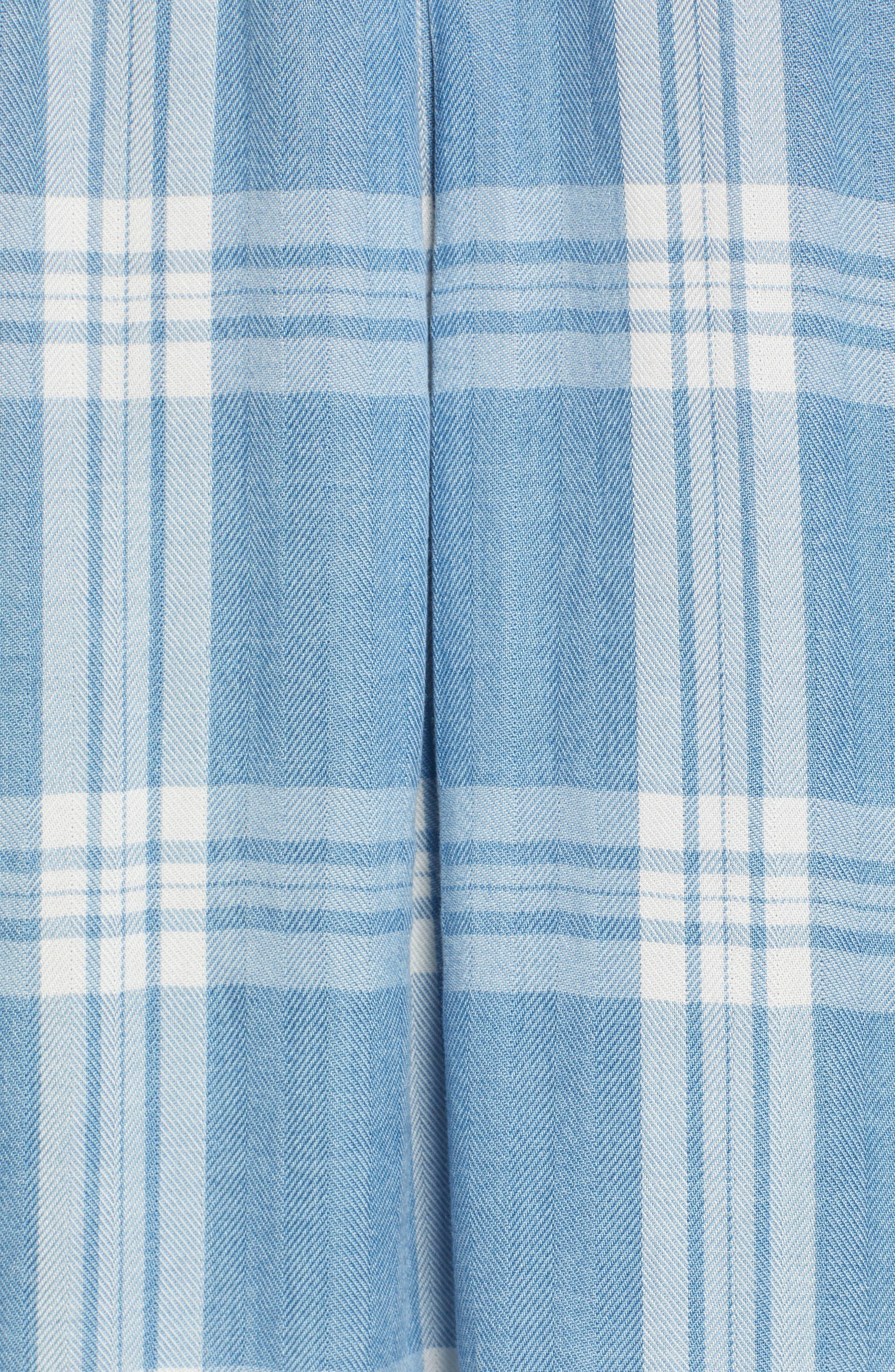 ,                             Hunter Plaid Shirt,                             Alternate thumbnail 143, color,                             473