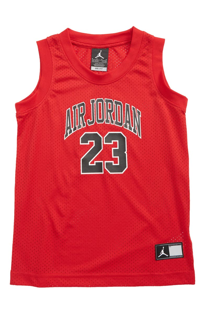 JORDAN Air Jordan Jersey, Main, color, 608