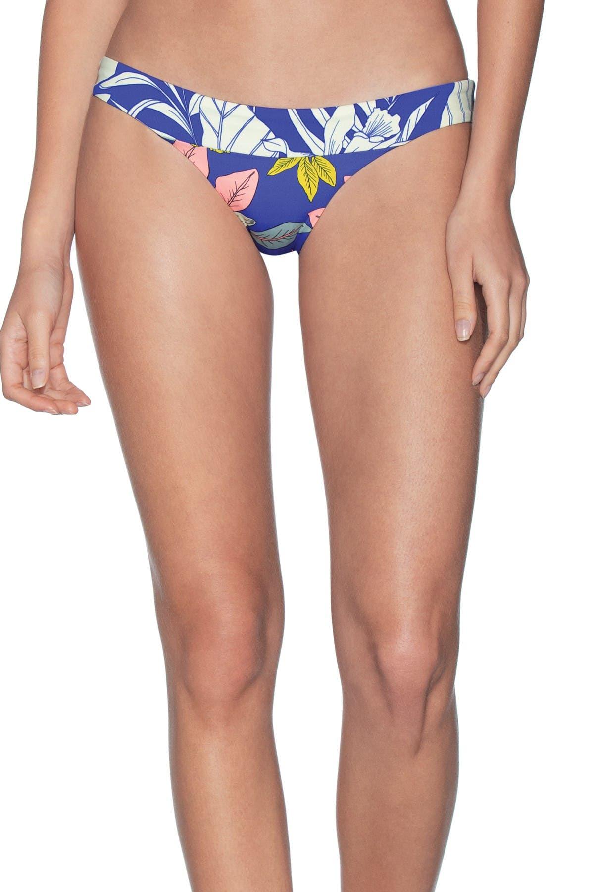 Image of Maaji Swimming Flirt Floral Bikini Bottoms