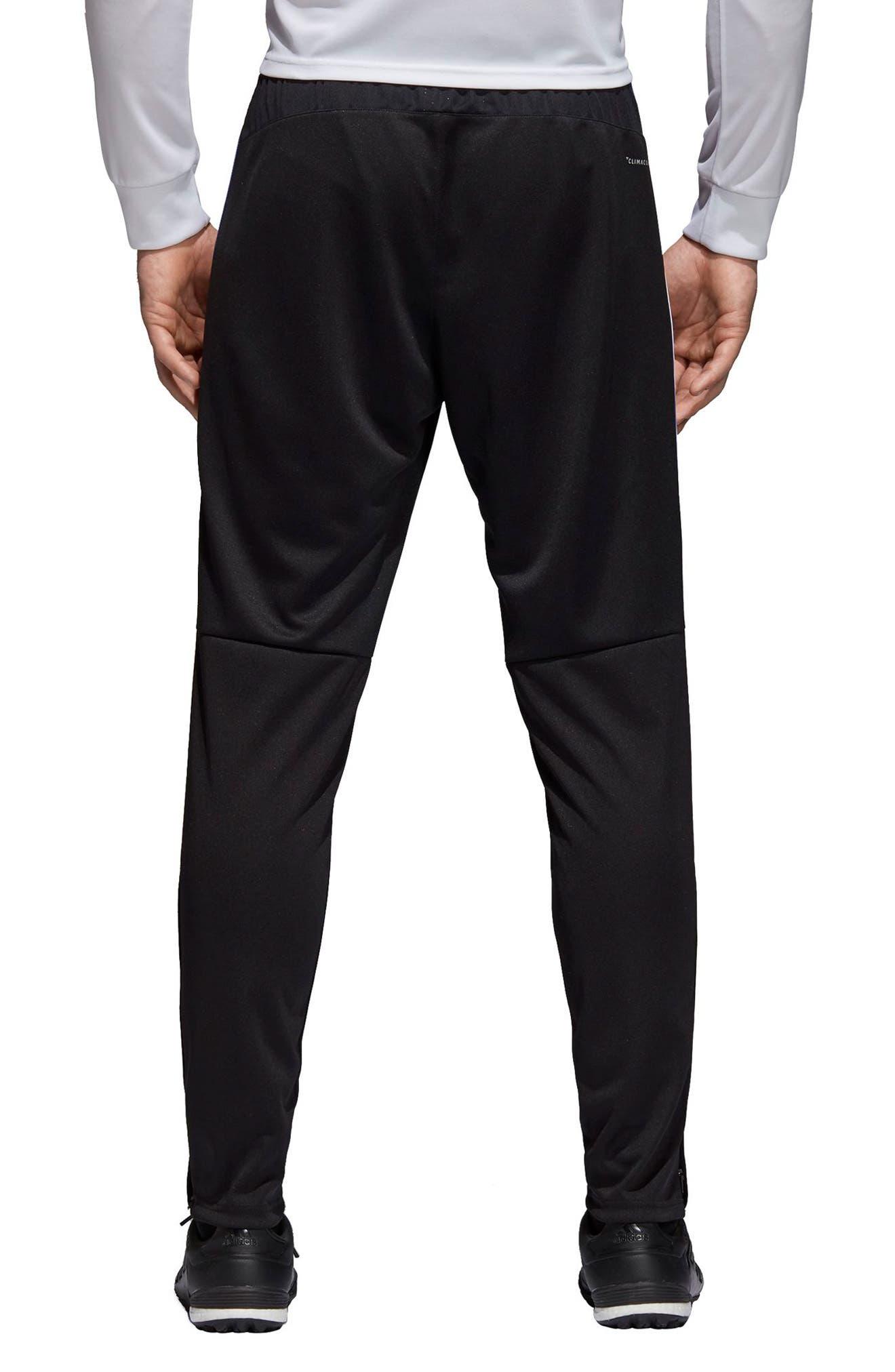 ,                             Tiro 17 Regular Fit Training Pants,                             Alternate thumbnail 2, color,                             BLACK/ RED/ WHITE/ BLUE