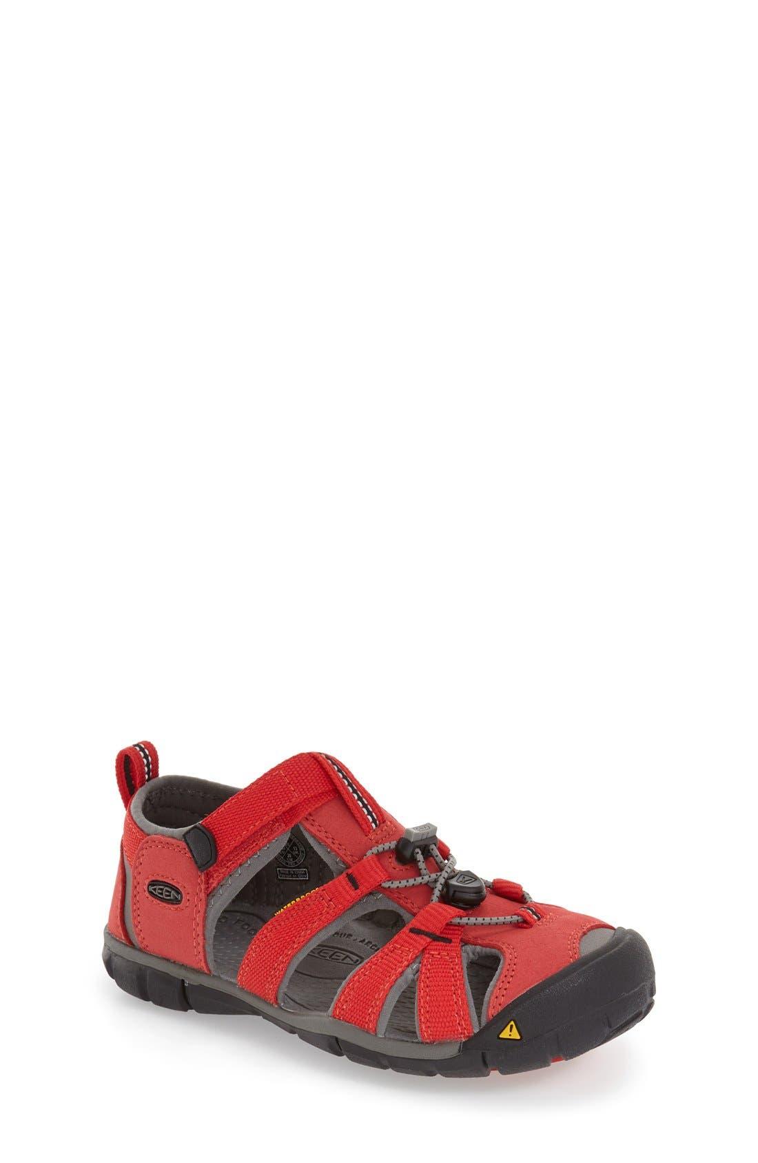 ,                             'Seacamp II' Water Friendly Sandal,                             Main thumbnail 101, color,                             601