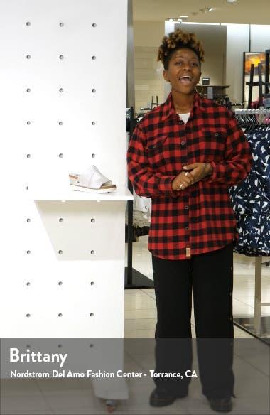 Earthshine Wedge Sandal, sales video thumbnail