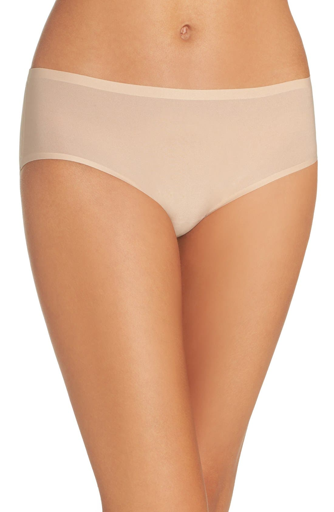 Women's Chantelle Lingerie Soft Stretch Seamless Hipster Panties