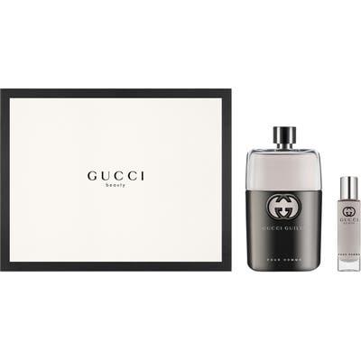 Gucci Guilty Pour Homme Eau De Toilette Set ($152 Value)