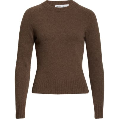 Entireworld Type A Version 10 Wool Sweater, Brown