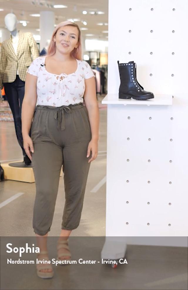 Lara Bootie, sales video thumbnail