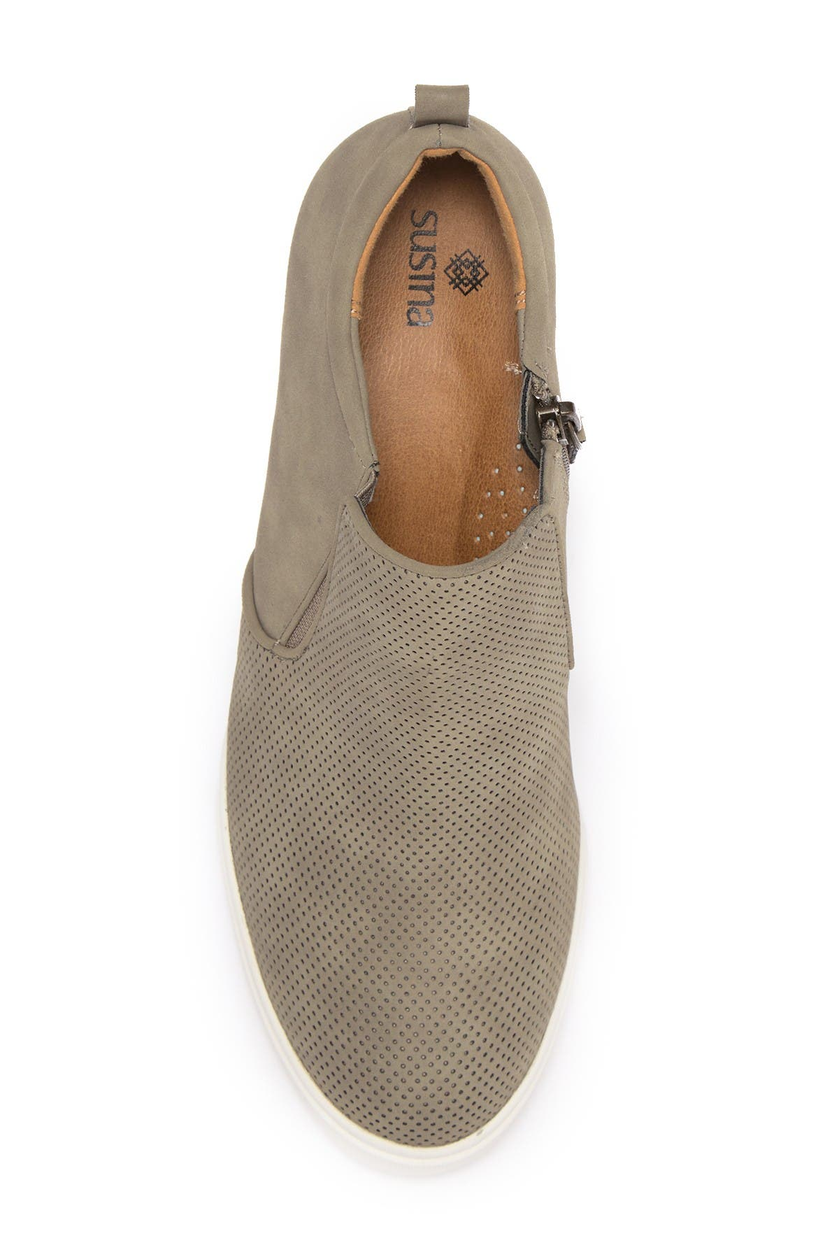 SUSINA | Areya Wedge Sneaker