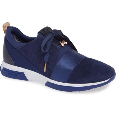 Ted Baker London Cepap 2 Sneaker, Blue