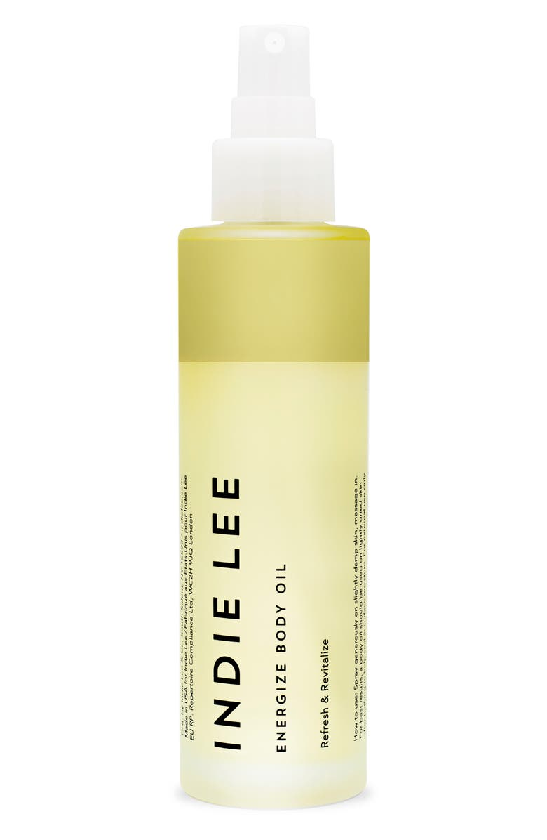INDIE LEE Energize Body Oil, Main, color, NO COLOR