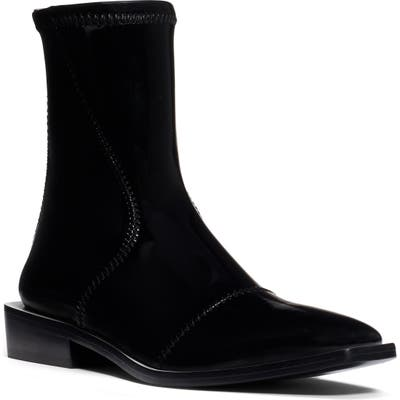 Fendi Tronchetto Stretch Bootie