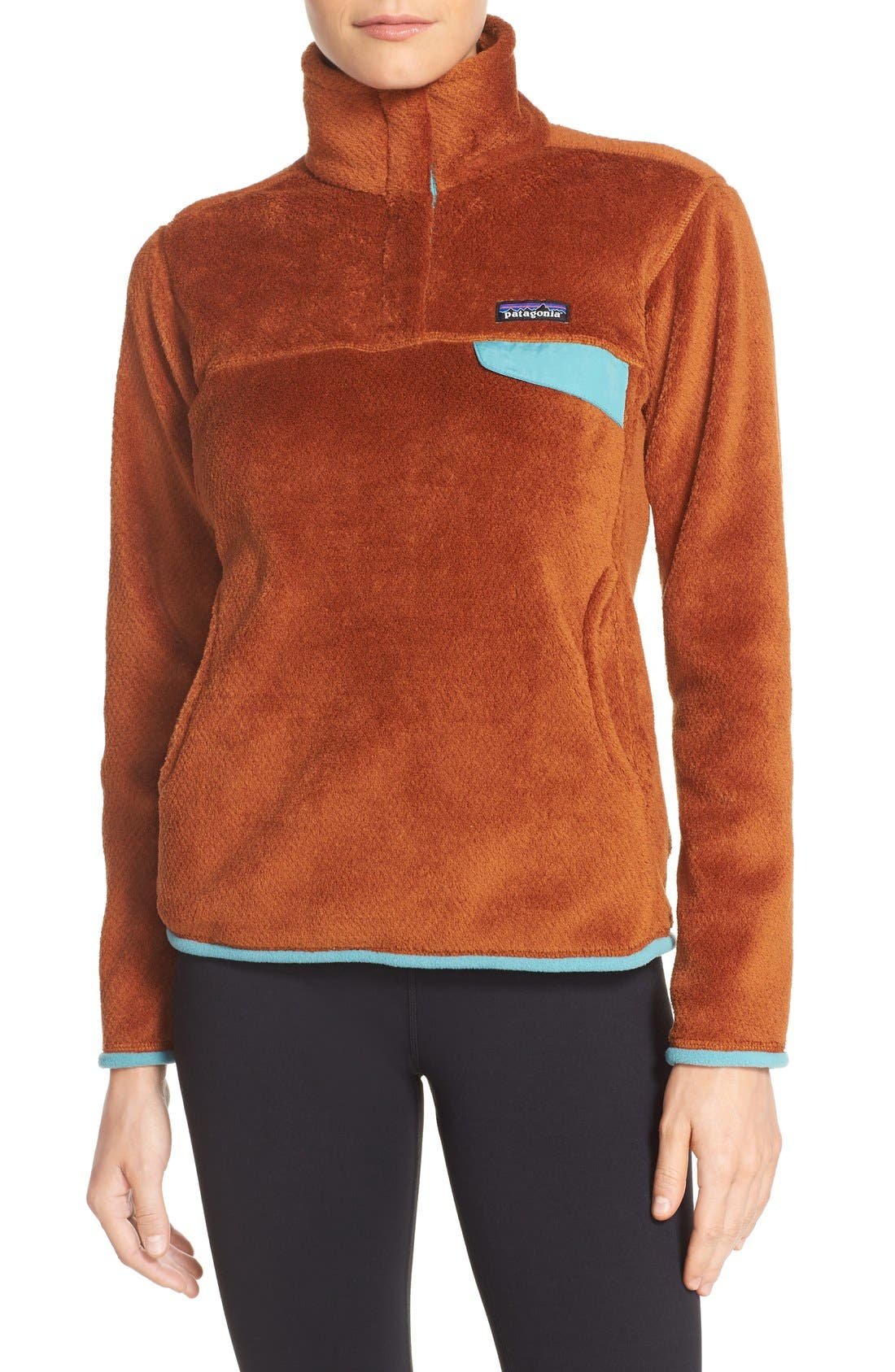 ,                             Re-Tool Snap-T<sup>®</sup> Fleece Pullover,                             Main thumbnail 94, color,                             201