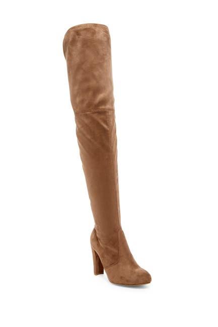 Image of Wild Diva Lounge Amaya Drawstring Over-the-Knee Boot