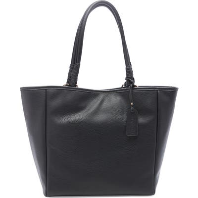 Sole Society Rubie 2 Faux Leather Tote - Black