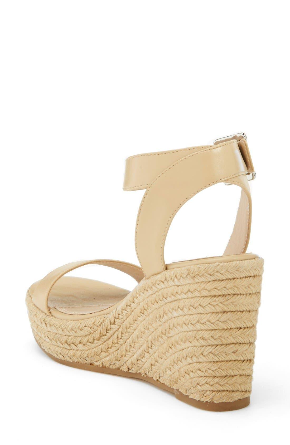 ,                             'Seaside' Wedge Sandal,                             Alternate thumbnail 14, color,                             250