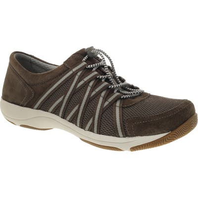 Dansko Halifax Collection Honor Sneaker - Brown