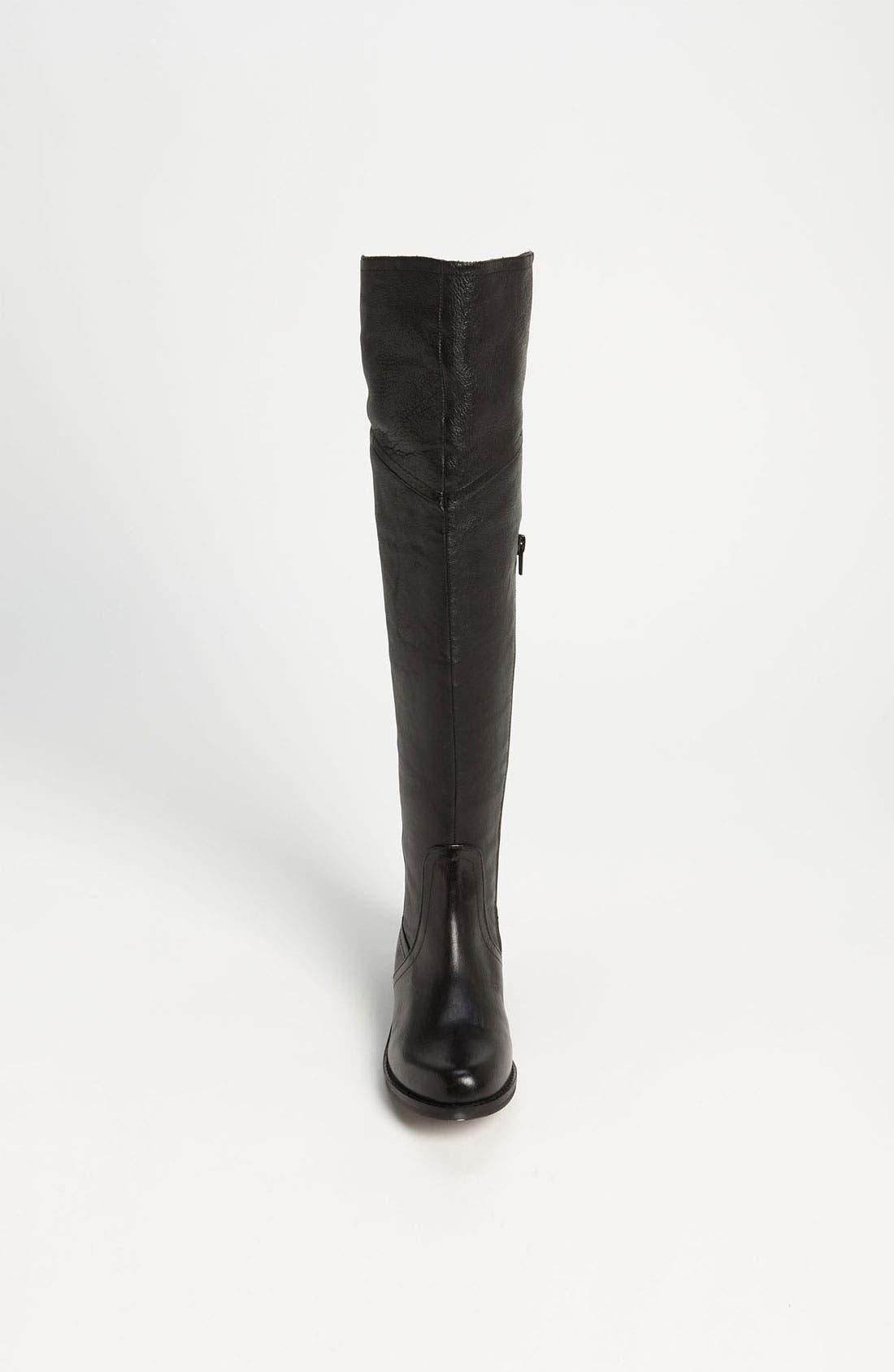 ,                             'OTK' Over the Knee Boot,                             Alternate thumbnail 4, color,                             001