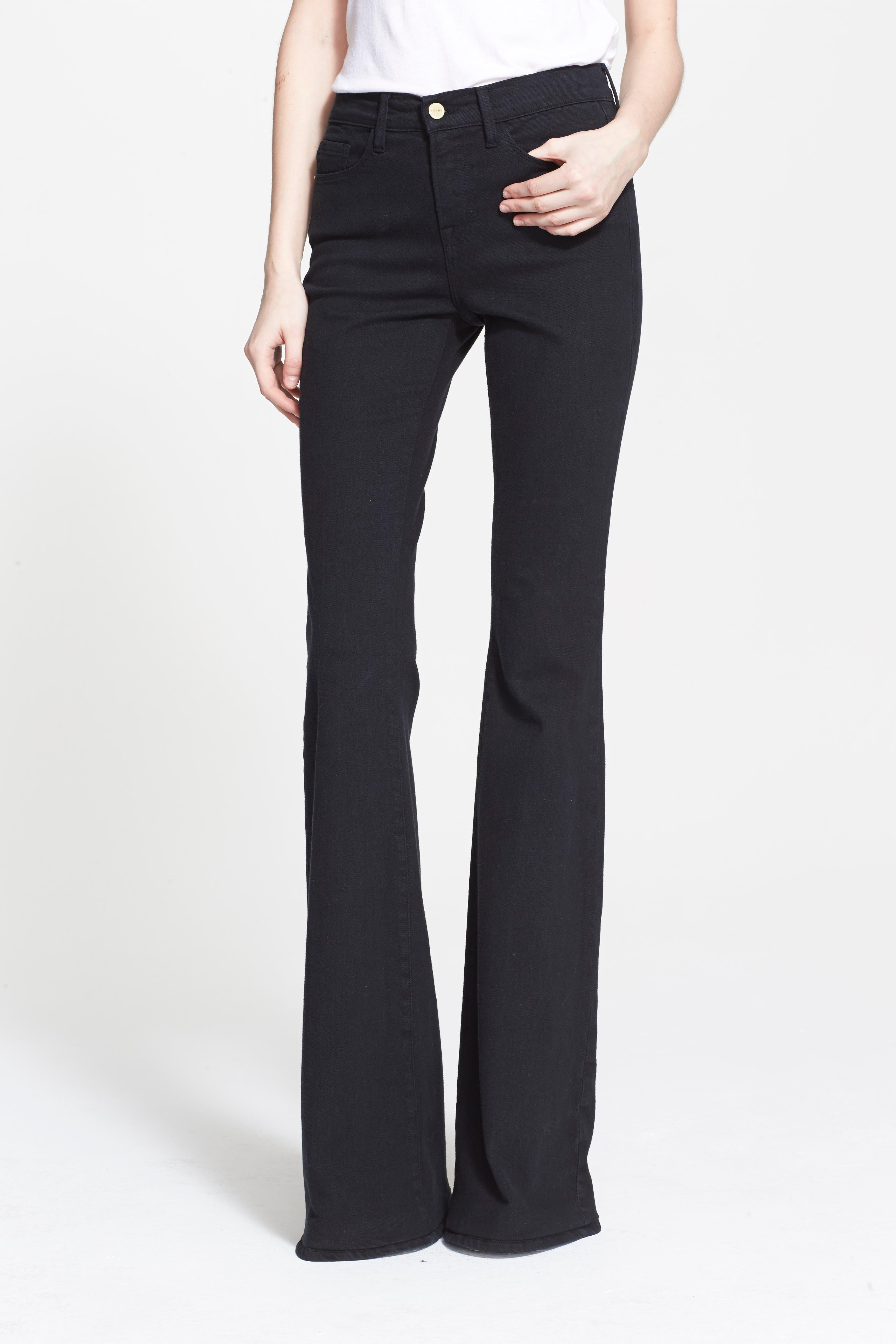 Women's Frame Forever Karlie High Waist Flare Jeans
