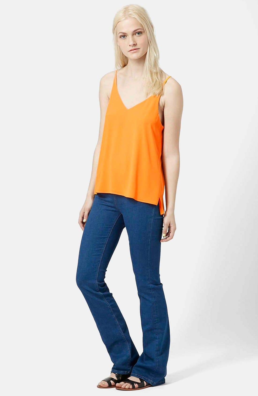 ,                             Strappy V-Neck Camisole,                             Alternate thumbnail 82, color,                             800